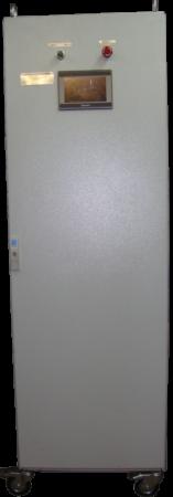 Автоматизированный комплекс зарядки аккумуляторных батарей подвижного состава ДАМВ-АБ. Внешний вид